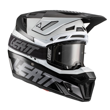 LEATT Off-Road Helmet 8.5 V21.1 - Included Goggle