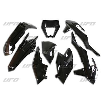 Ufo Plast Complete kit with headlight Fits KTM