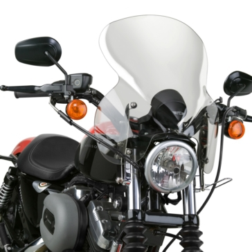 Front NATIONAL CYCLE Wave QR Windshield