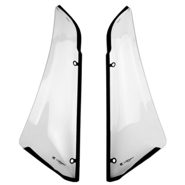 National Cycle AirFlares Windshield Side Deflector