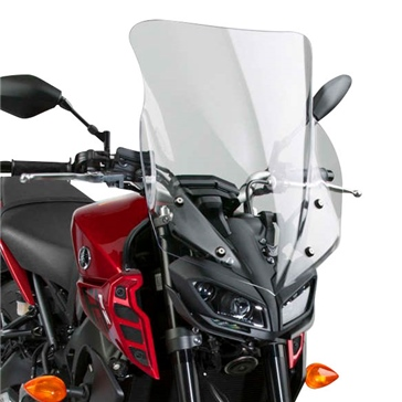 National Cycle VStream Aeroacoustic Windshield Yamaha