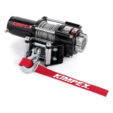 KIMPEX 2500 lbs Winch Kit