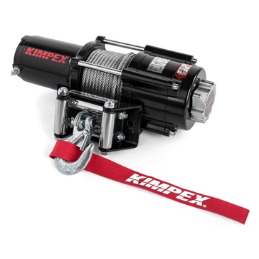 KIMPEX 4500 lbs Winch Kit
