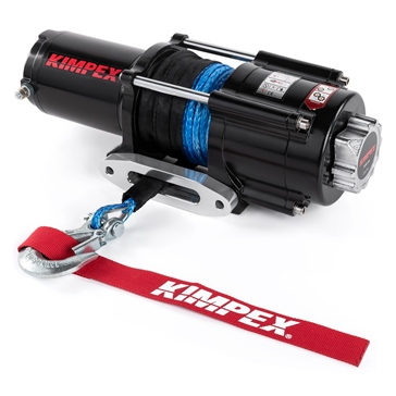 Kimpex 4500 lbs Winch Kit, Distance Remote