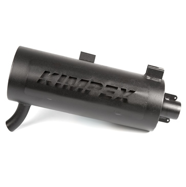 KIMPEX Bolt-on Muffler