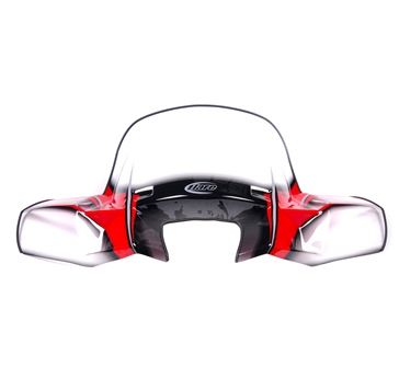 Kimpex ATV Windshield GEN 2 Front - Honda