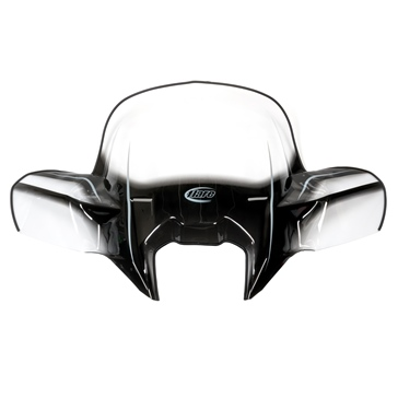 Front KIMPEX ATV Windshield GEN 2