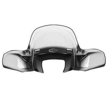 Front - Fixed KIMPEX ATV Windshield GEN 2