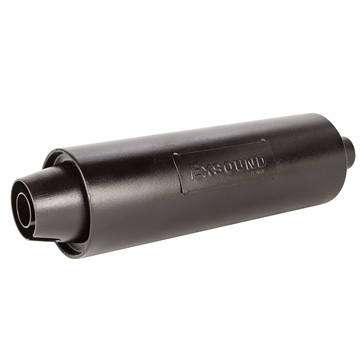EXSOUND Universal Muffler -350cc and Less