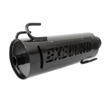 EXSOUND HD Bolt-on Muffler