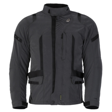 Men - Solid Color - Regular MACNA Essential Jacket- Night Eye