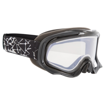 CKX Falcon Electric Snow Goggles Black