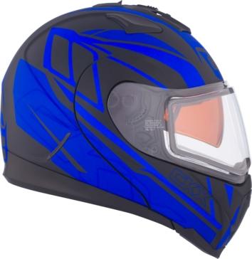 Evolve CKX Tranz 1.5 RSV Modular Helmet, Winter