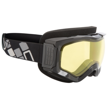 Black CKX Triple Layered Comanche Goggles, Winter