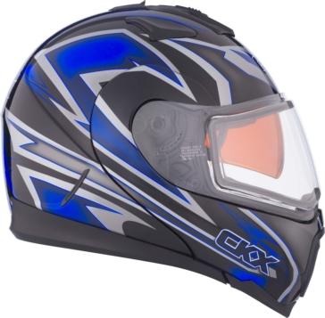 CKX Tranz 1.5 RSV Modular Helmet, Winter Yan