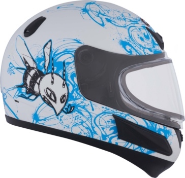 Beegone CKX VG-K1 Full-Face Helmet, Winter - Youth