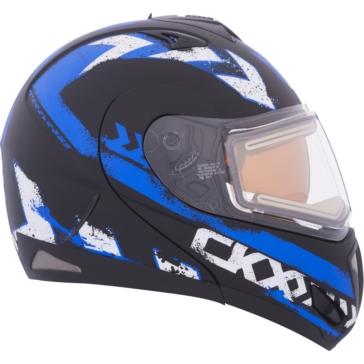 Trial CKX Tranz RSV - Modular Helmet, Winter