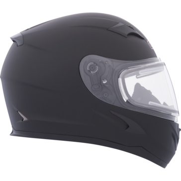 CKX RR610 Full-Face Helmet, Winter Solid
