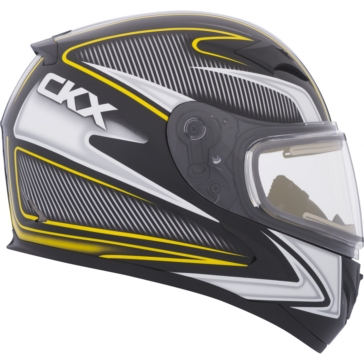 Sparkle CKX RR610 Full-Face Helmet, Winter