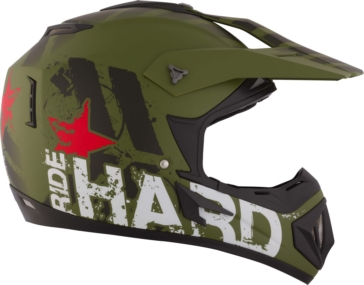 Ride Hard CKX TX529 Off-Road Helmet