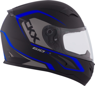 Meek CKX RR610 Full-Face Helmet, Summer