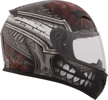 Youri - Single Shield CKX RR610 Full-Face Helmet, Summer