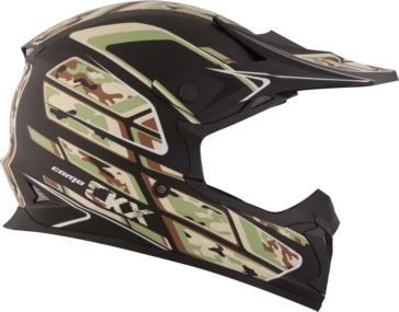 Camo CKX TX696 Off-Road Helmet
