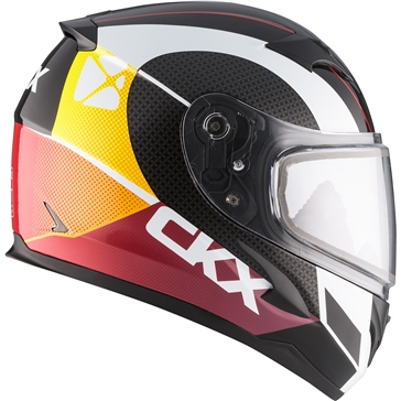 CKX RR610Y Full-Face Helmet, Winter - Youth Colork
