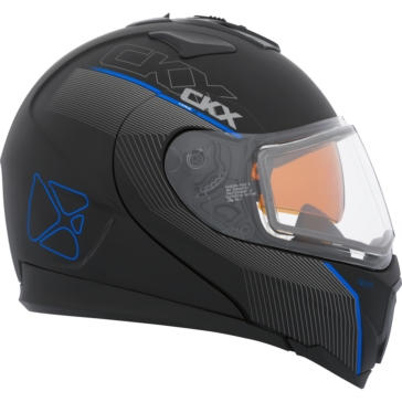 CKX Tranz 1.5 RSV Modular Helmet, Winter North