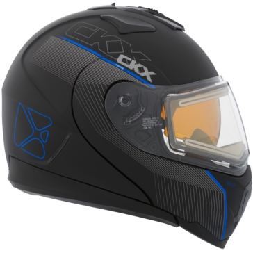 North CKX Tranz 1.5 RSV Modular Helmet, Winter
