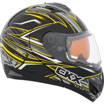 Bolt CKX Tranz RSV - Modular Helmet, Winter