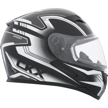 Sharp CKX RR610 Full-Face Helmet, Winter