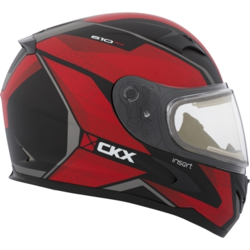 Insert CKX RR610 Full-Face Helmet, Winter
