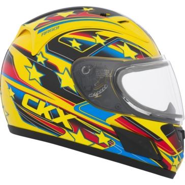 Hero CKX RR601Y Full-Face Helmet, Winter - Youth