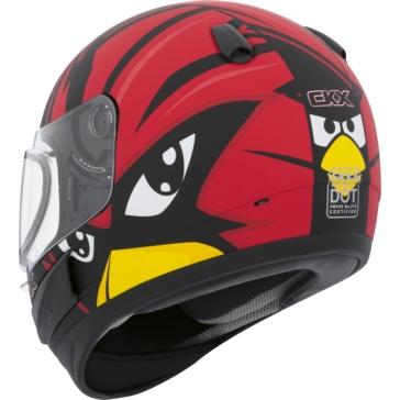 CKX VGK1 Full-Face Helmet, Winter - Youth
