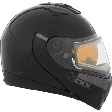 CKX Tranz 1.5 RSV Modular Helmet, Winter Solid EVO