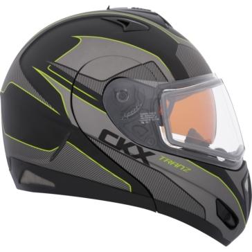 Accent CKX Tranz RSV - Modular Helmet, Winter