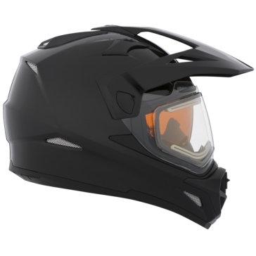 CKX Quest RSV Backcountry Helmet, Winter Solid - Without Goggle