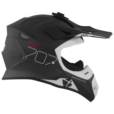 Carbon CKX TX707 Off-Road Helmet, Winter