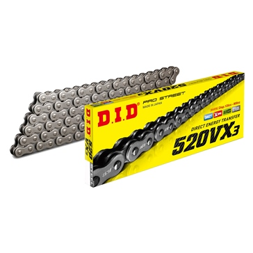 D.I.D Chain - 520VX3 Pro-Street Chain