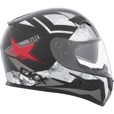 CKX RR610 RSV Full-Face Helmet, Summer Cloak
