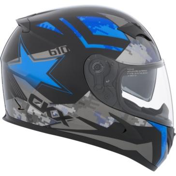 Cloak CKX RR610 RSV Full-Face Helmet, Summer