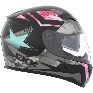 CKX RR610 RSV Full-Face Helmet, Summer Cloak