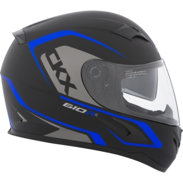 CKX RR610 RSV Full-Face Helmet, Summer Meek