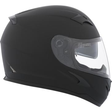 Solid - Single Shield CKX RR610 RSV Full-Face Helmet, Summer