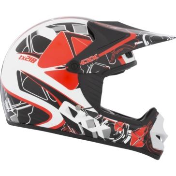 CKX TX218Y Off-Road Helmet - Youth Dimension