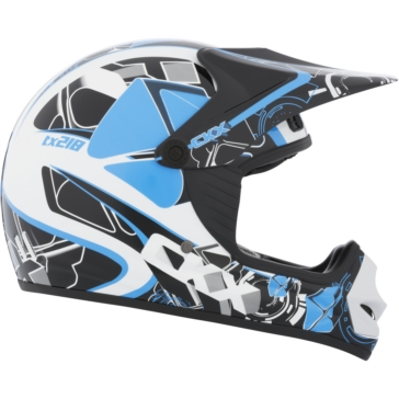 Dimension CKX TX218Y Off-Road Helmet - Youth