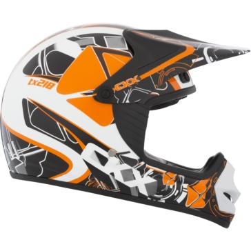 CKX TX218Y Off-Road Helmet - Youth Dimension