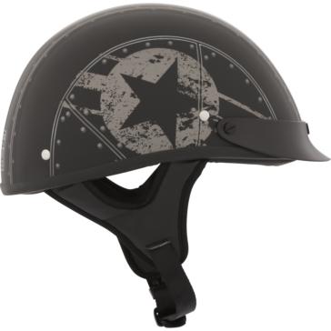 Demi-Casque Slick CKX Sergeant