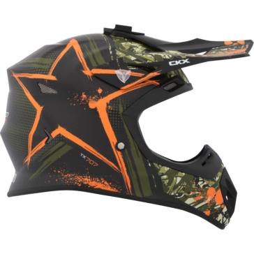 CKX TX707 Off-Road Helmet, Summer Element